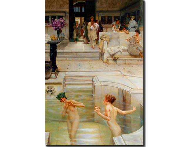 A Favorite custom 60X90 εκ. ( Alma Tadema )