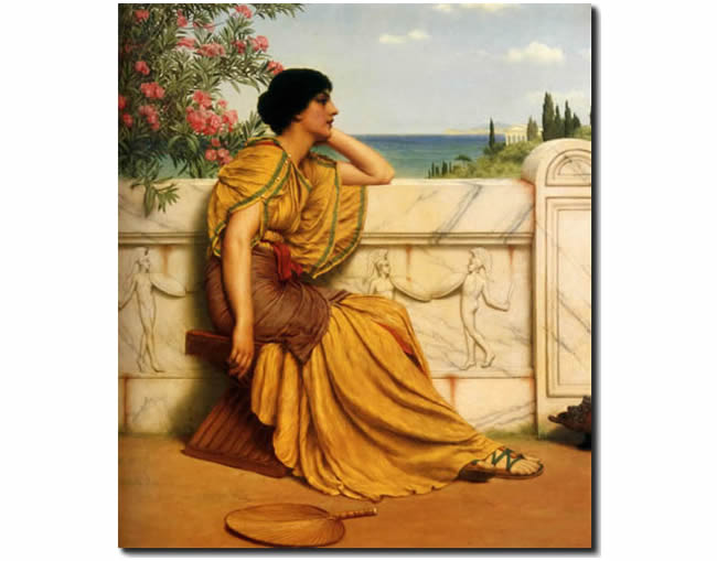 Leisure Hours ( Godward )