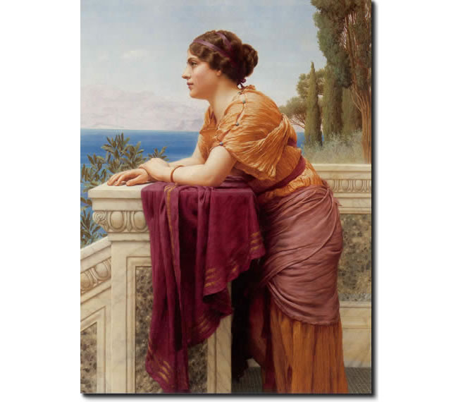 The Belvedere ( Godward )