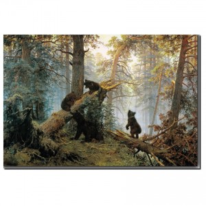 WEB_Shishkin,_Ivan_-_Morning_in_a_Pine_Forest