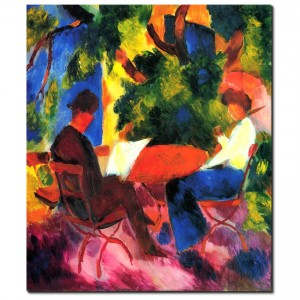 web_Macke, August _reading_and_art